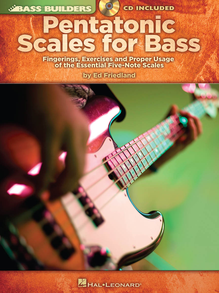 Product Cover for Pentatonic Scales for Bass