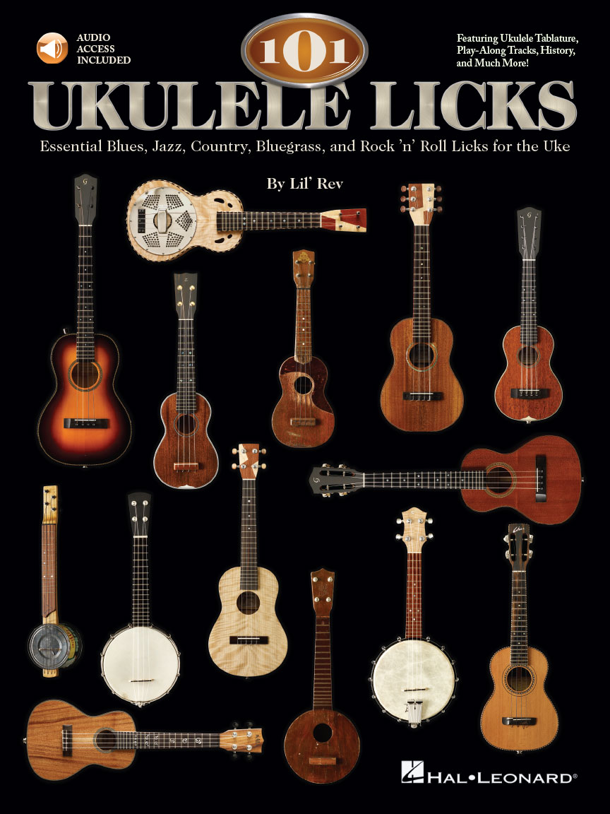 Product Cover for 101 Ukulele Licks