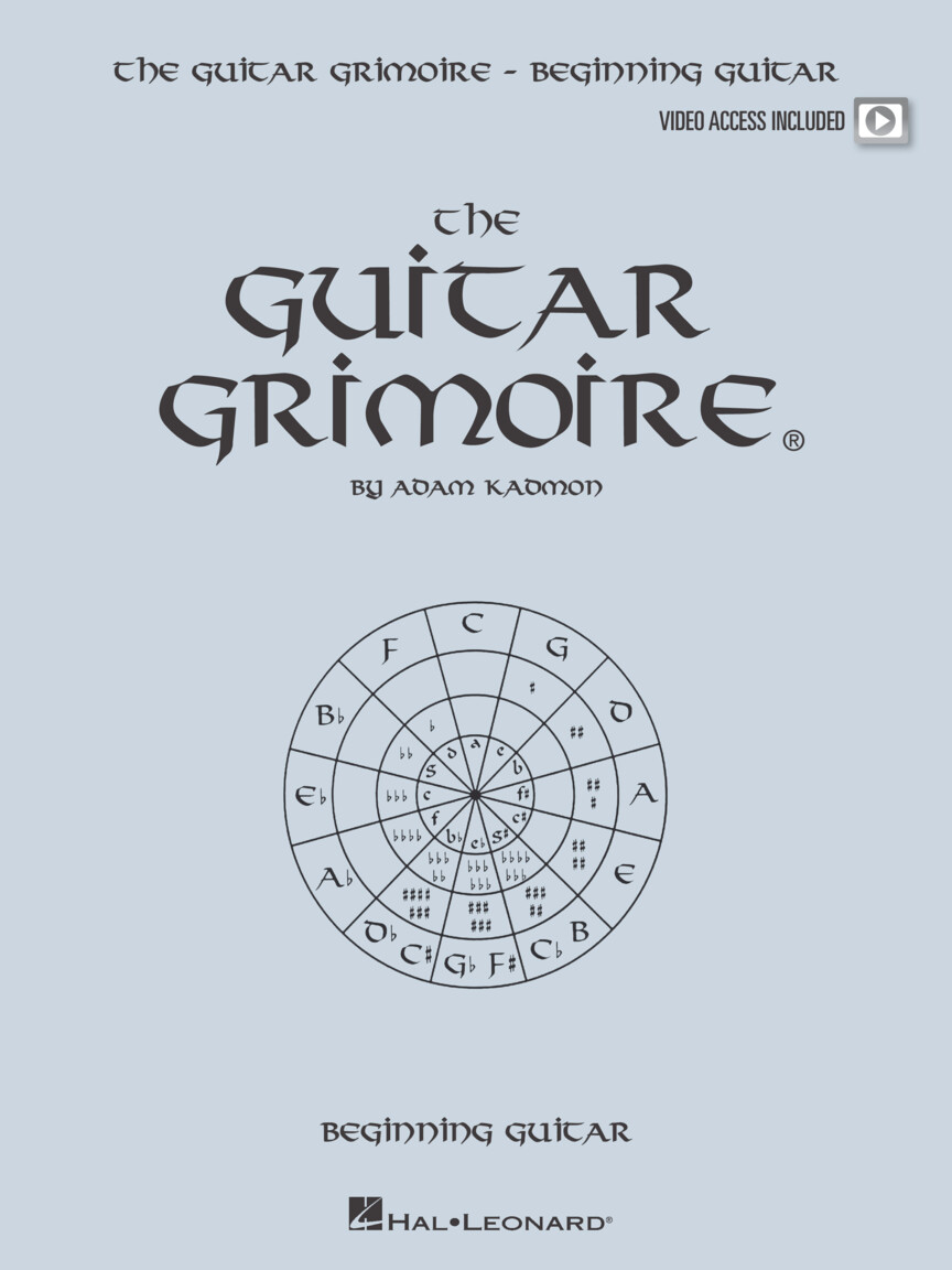 Product Cover for The Guitar Grimoire