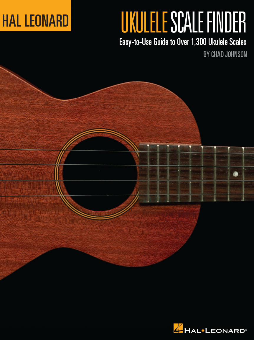 Product Cover for Ukulele Scale Finder – Easy-to-Use Guide to Over 1,300 Ukulele Scales