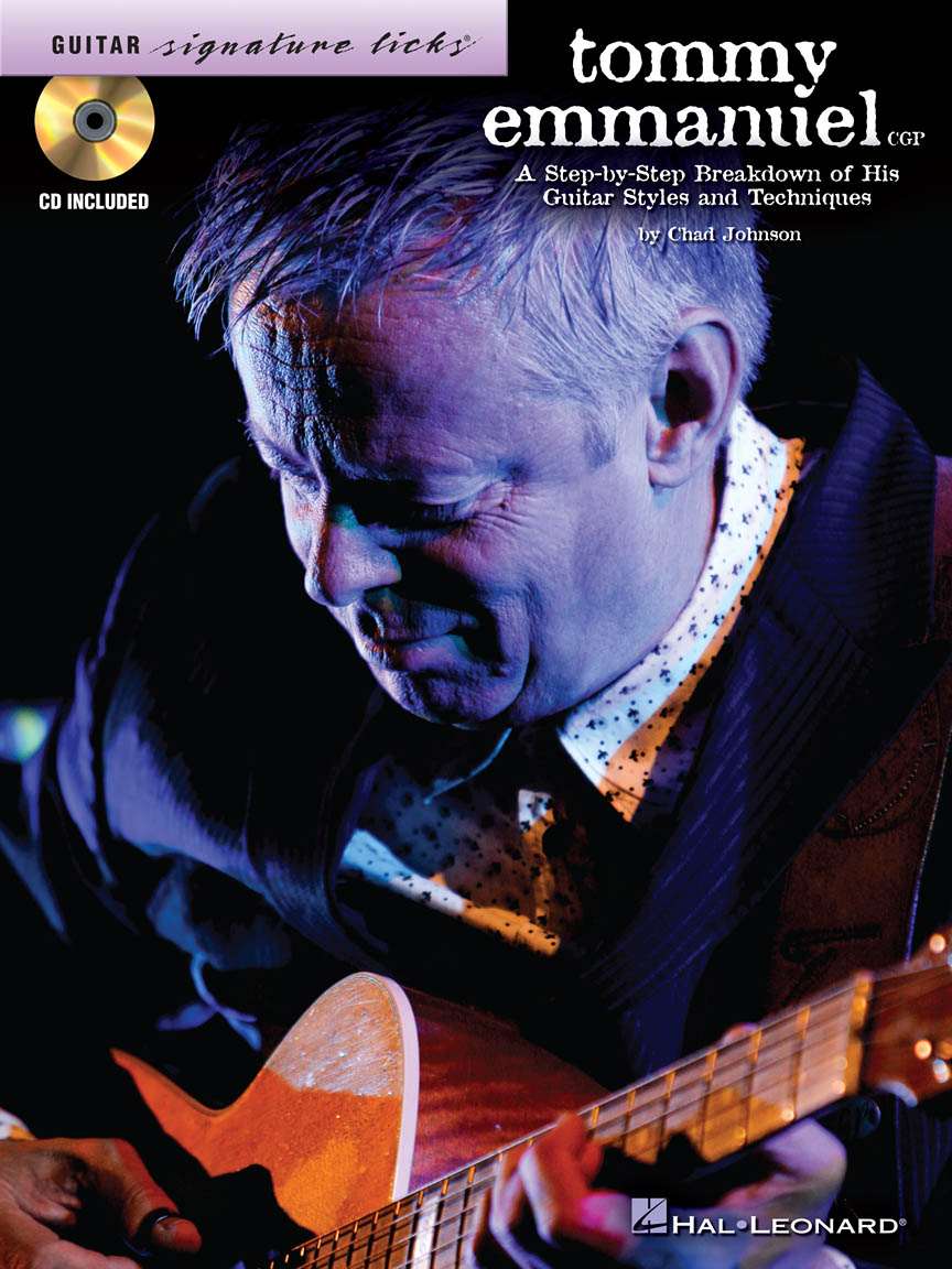 Product Cover for Tommy Emmanuel