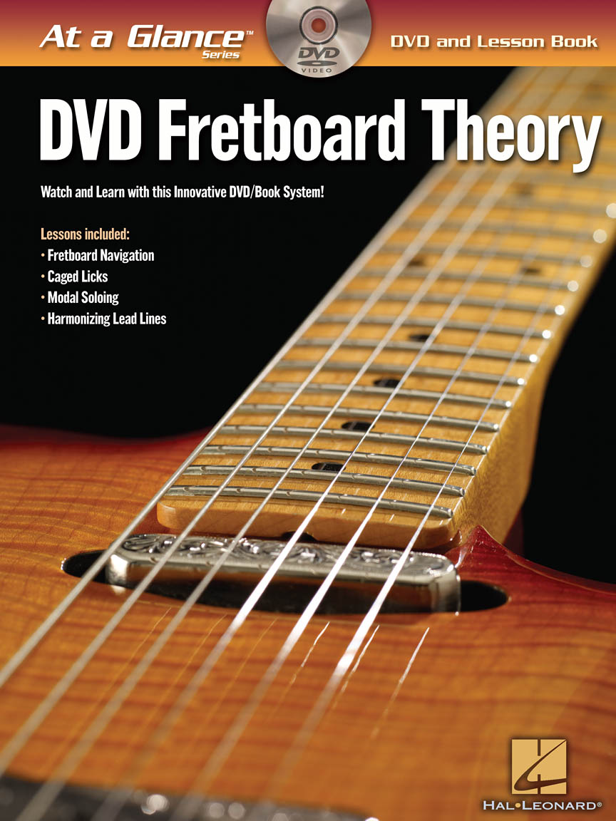 Product Cover for Fretboard Theory – At a Glance