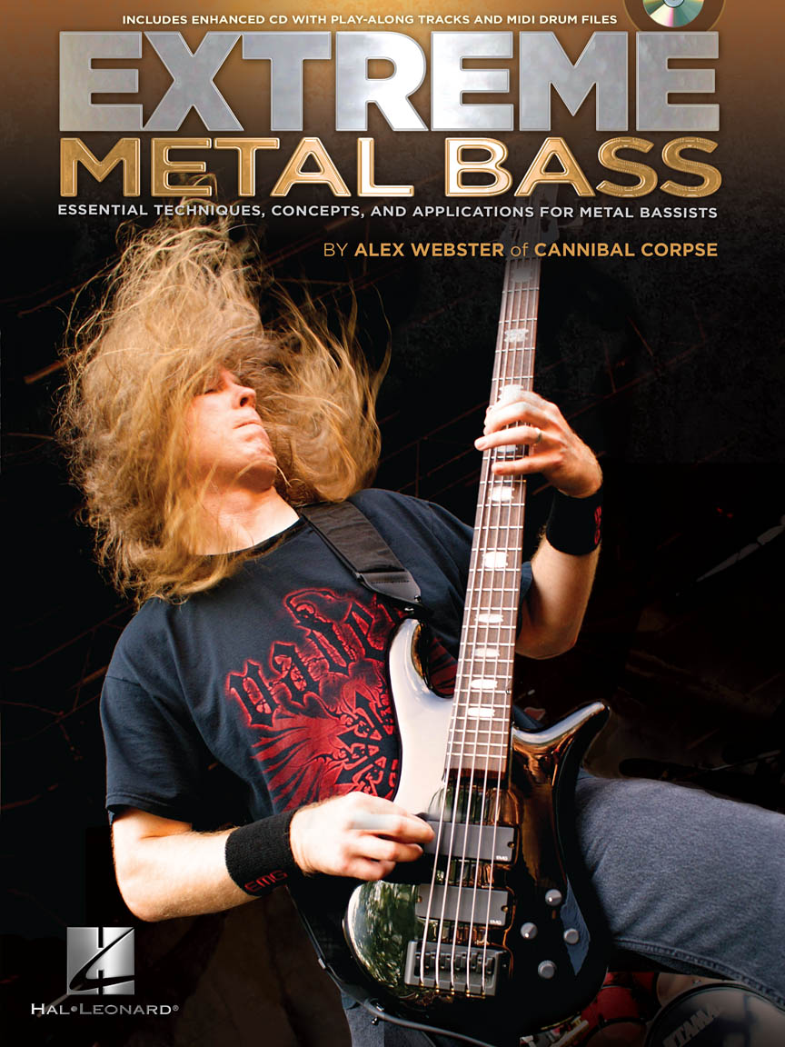 Product Cover for Extreme Metal Bass