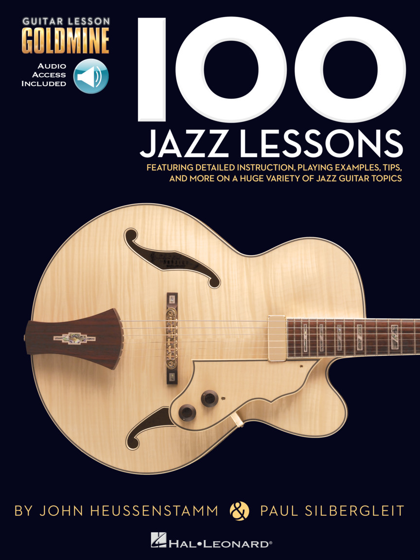Product Cover for 100 Jazz Lessons
