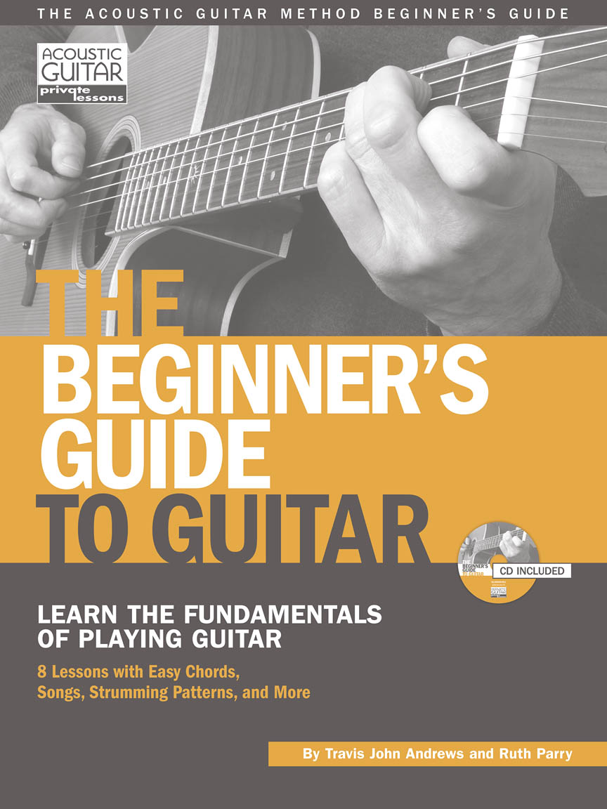 Product Cover for The Beginner's Guide to Guitar