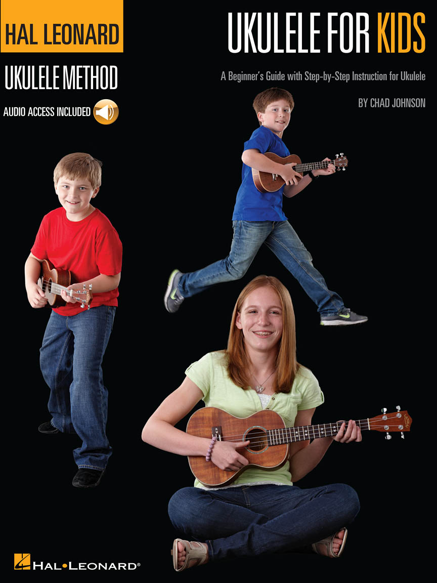 Product Cover for Ukulele for Kids – The Hal Leonard Ukulele Method