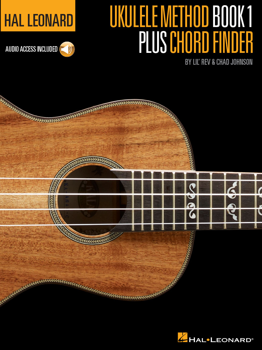 Product Cover for Hal Leonard Ukulele Method Book 1 Plus Chord Finder