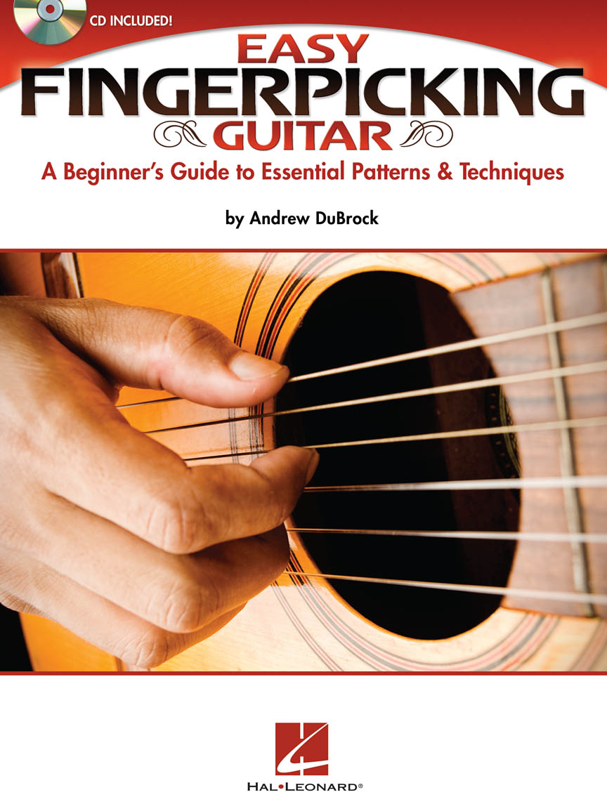 Product Cover for Easy Fingerpicking Guitar
