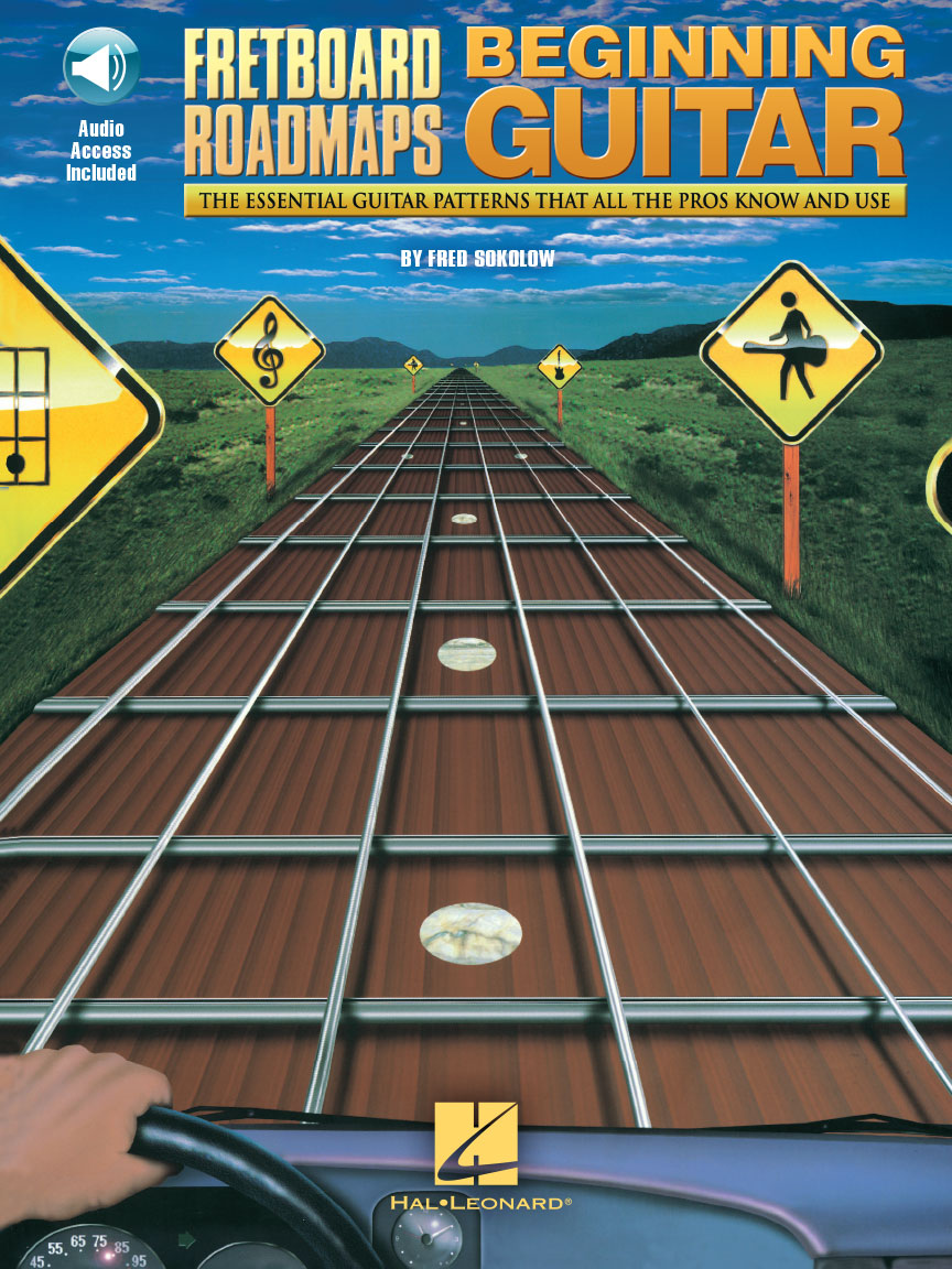 Product Cover for Fretboard Roadmaps for the Beginning Guitarist