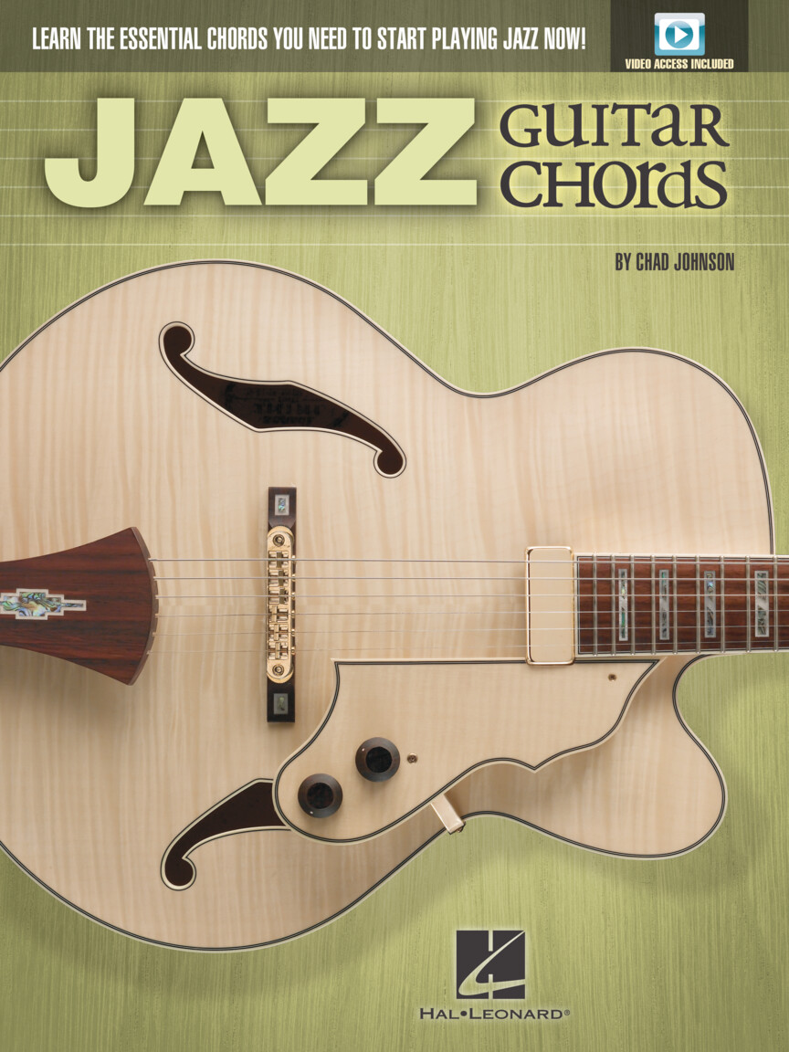 Product Cover for Jazz Guitar Chords