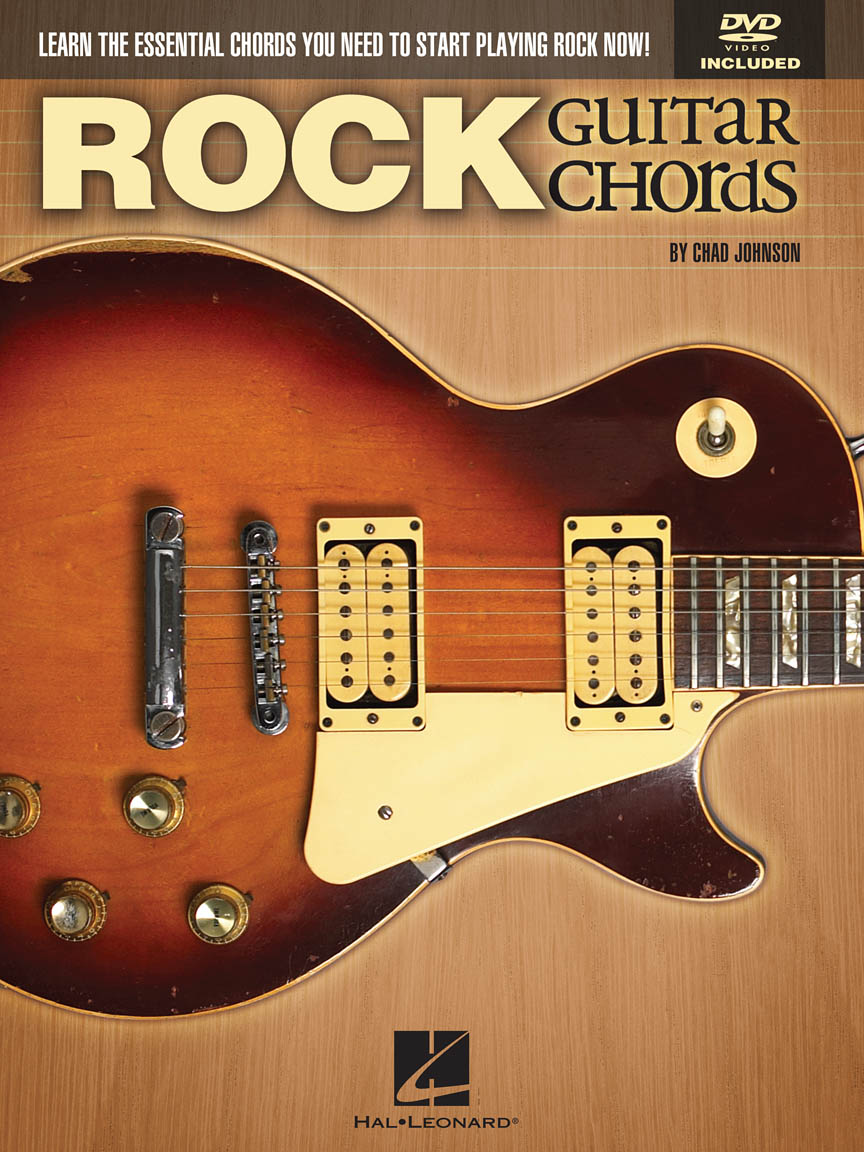Product Cover for Rock Guitar Chords