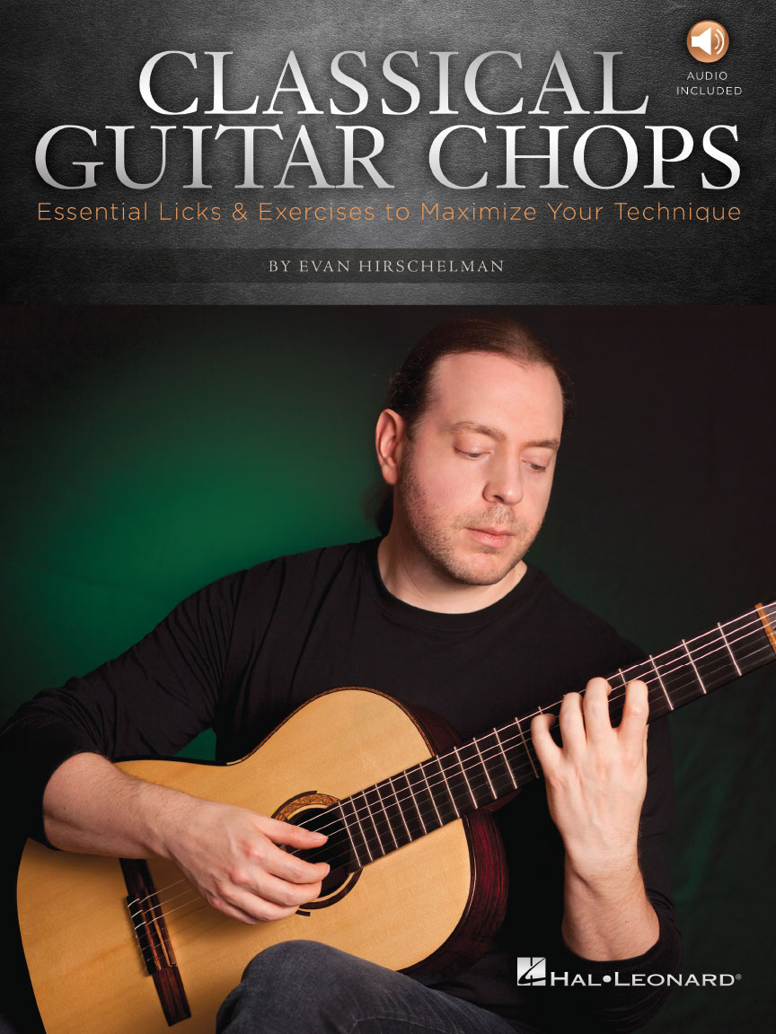 Product Cover for Classical Guitar Chops