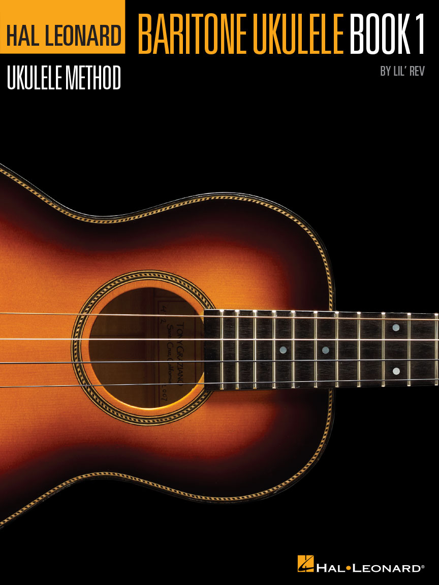Product Cover for Hal Leonard Baritone Ukulele Method – Book 1