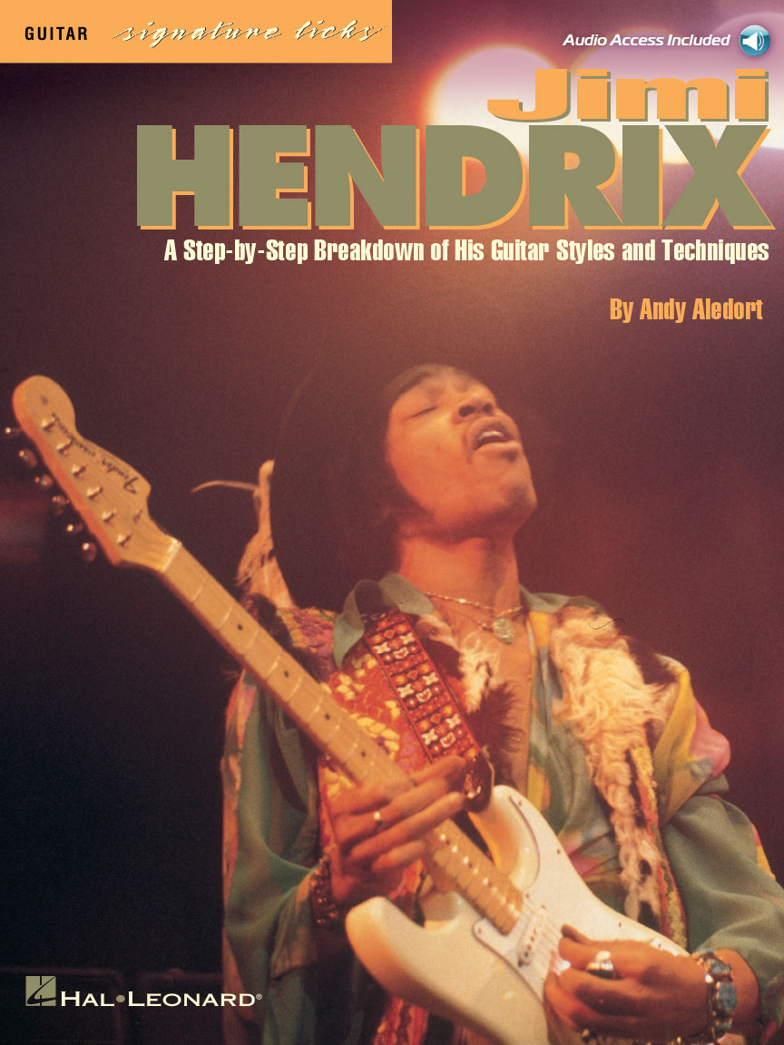 Product Cover for Jimi Hendrix – Signature Licks