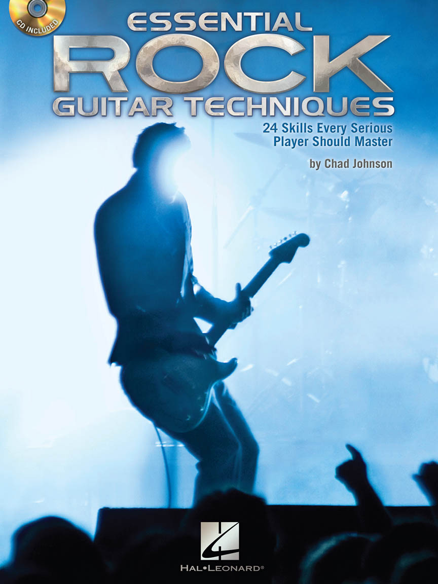 Product Cover for Essential Rock Guitar Techniques
