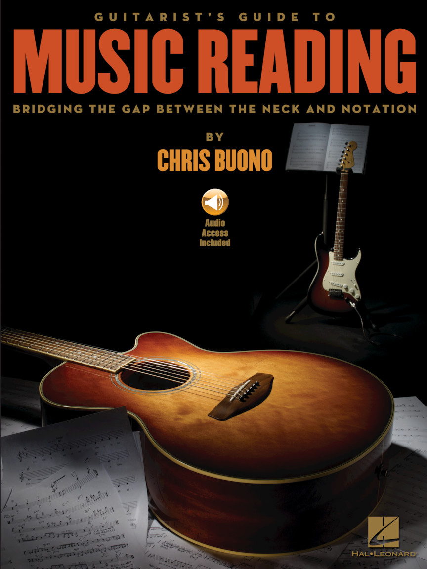Product Cover for Guitarist's Guide to Music Reading