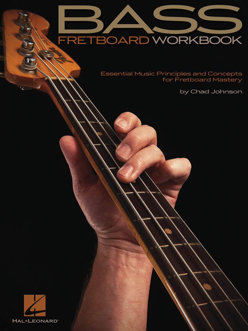 Product Cover for Bass Fretboard Workbook