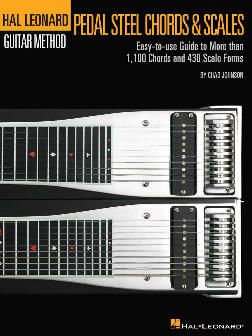 Product Cover for Pedal Steel Guitar Chords & Scales