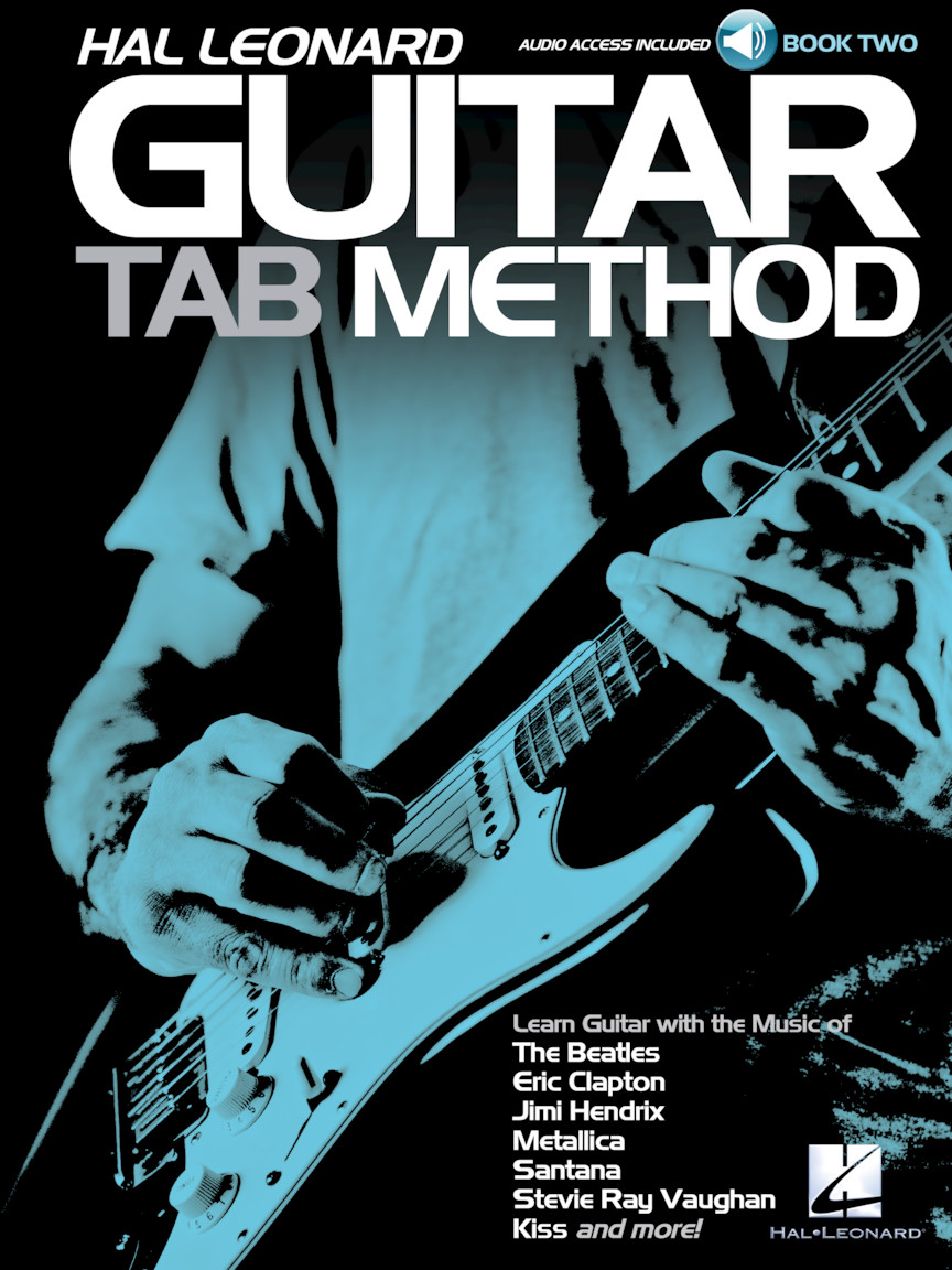 Product Cover for Hal Leonard Guitar Tab Method – Book 2