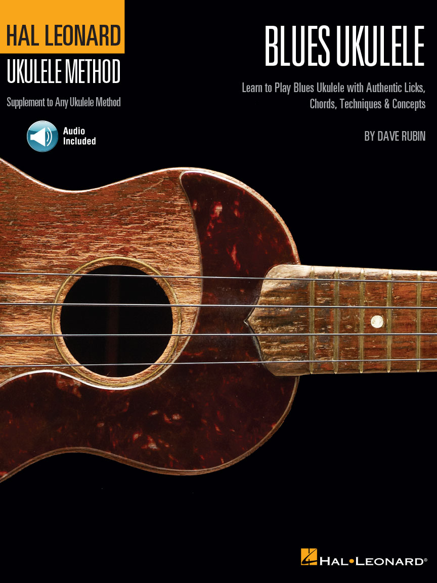 Product Cover for Hal Leonard Blues Ukulele