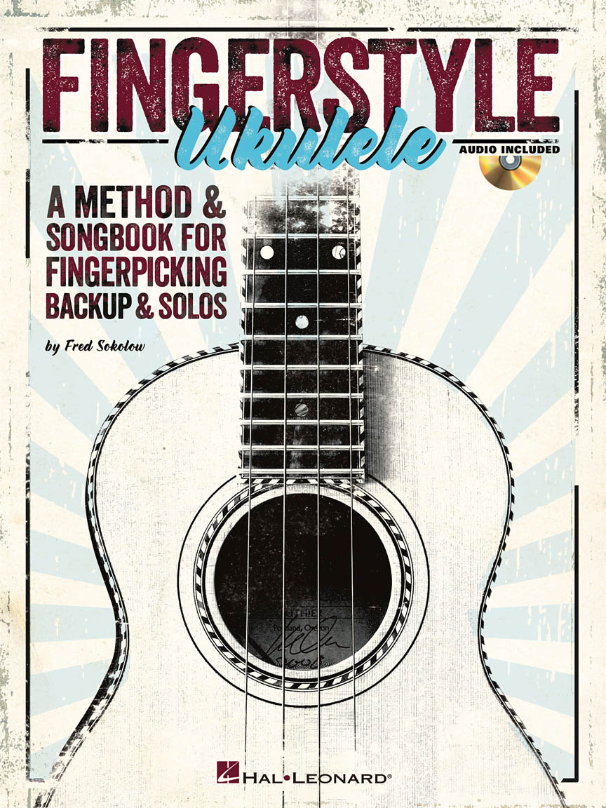 Product Cover for Fingerstyle Ukulele