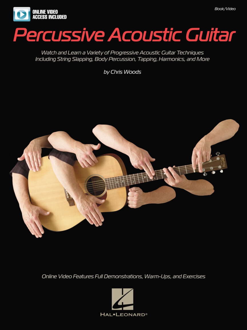 Product Cover for Percussive Acoustic Guitar