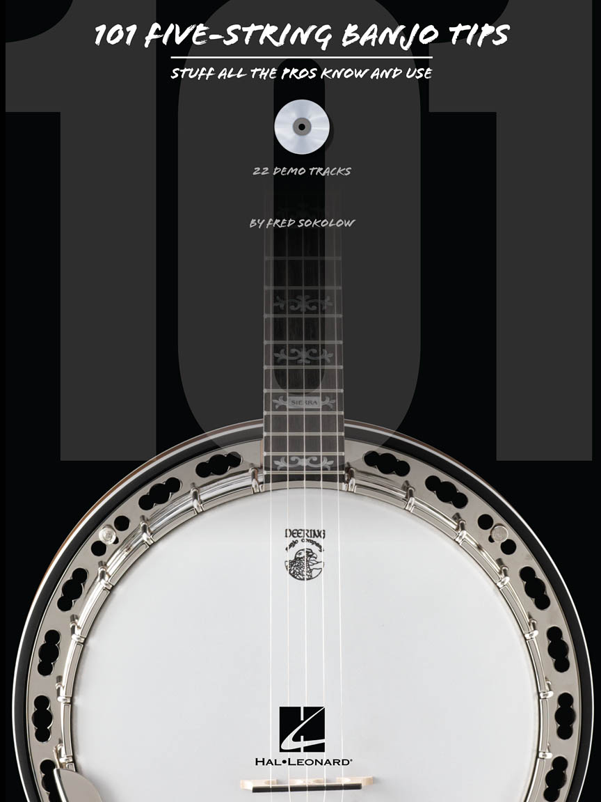 Product Cover for 101 Five-String Banjo Tips