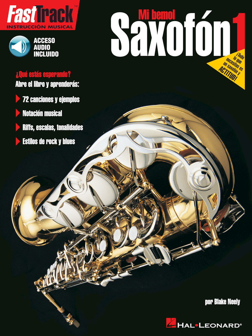 Product Cover for Saxofón 1