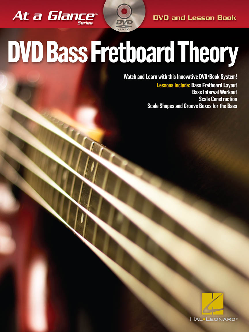 Product Cover for Bass Fretboard Theory – At a Glance