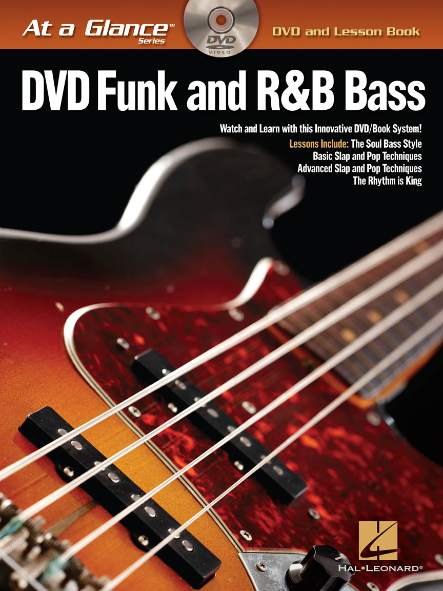 Product Cover for Funk and R&B Bass – At a Glance