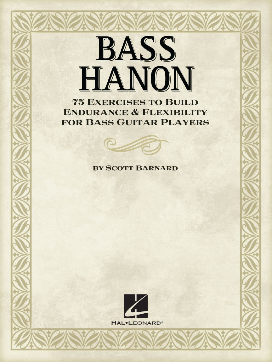 Product Cover for Bass Hanon