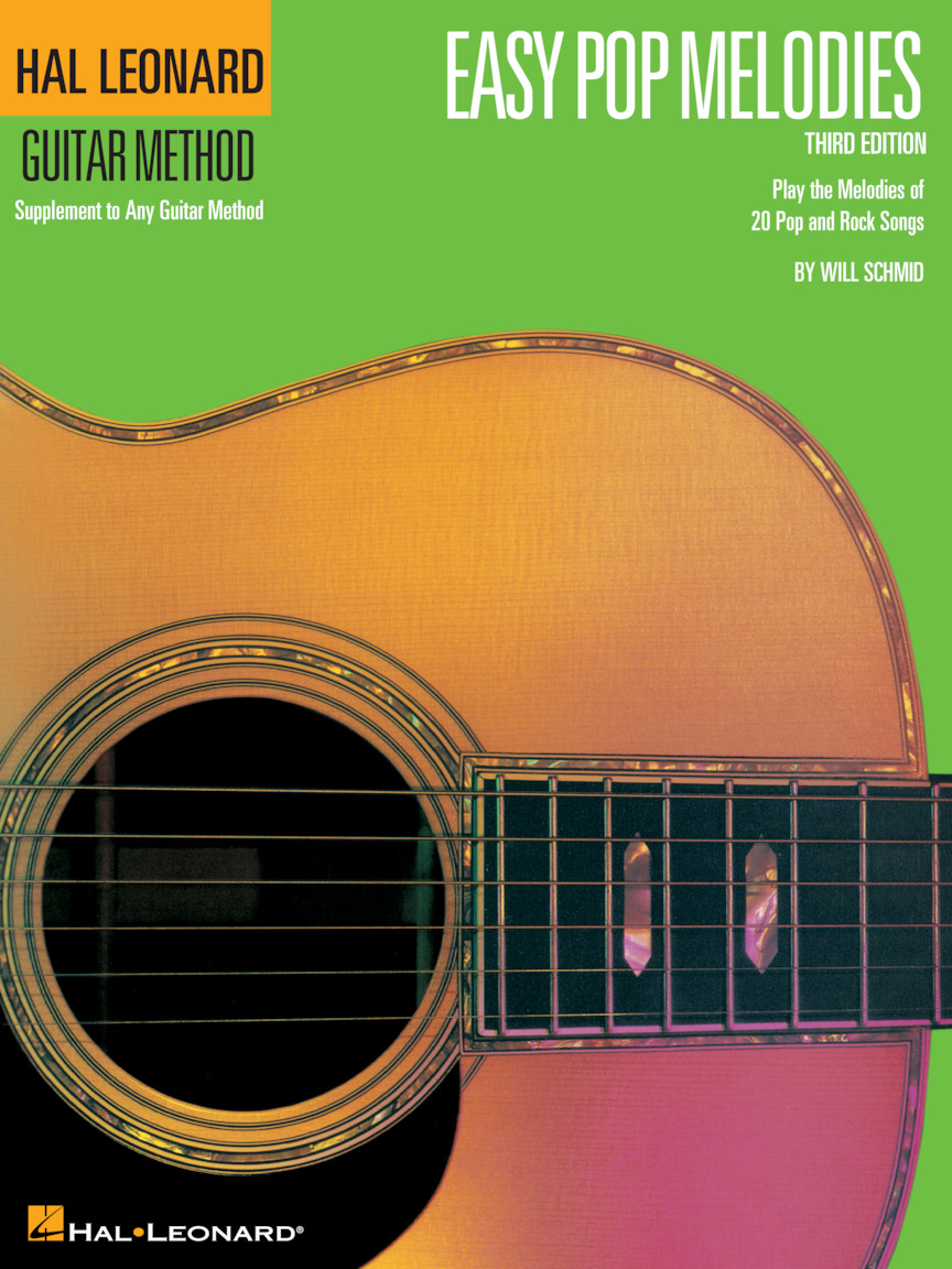 Product Cover for Easy Pop Melodies – Third Edition