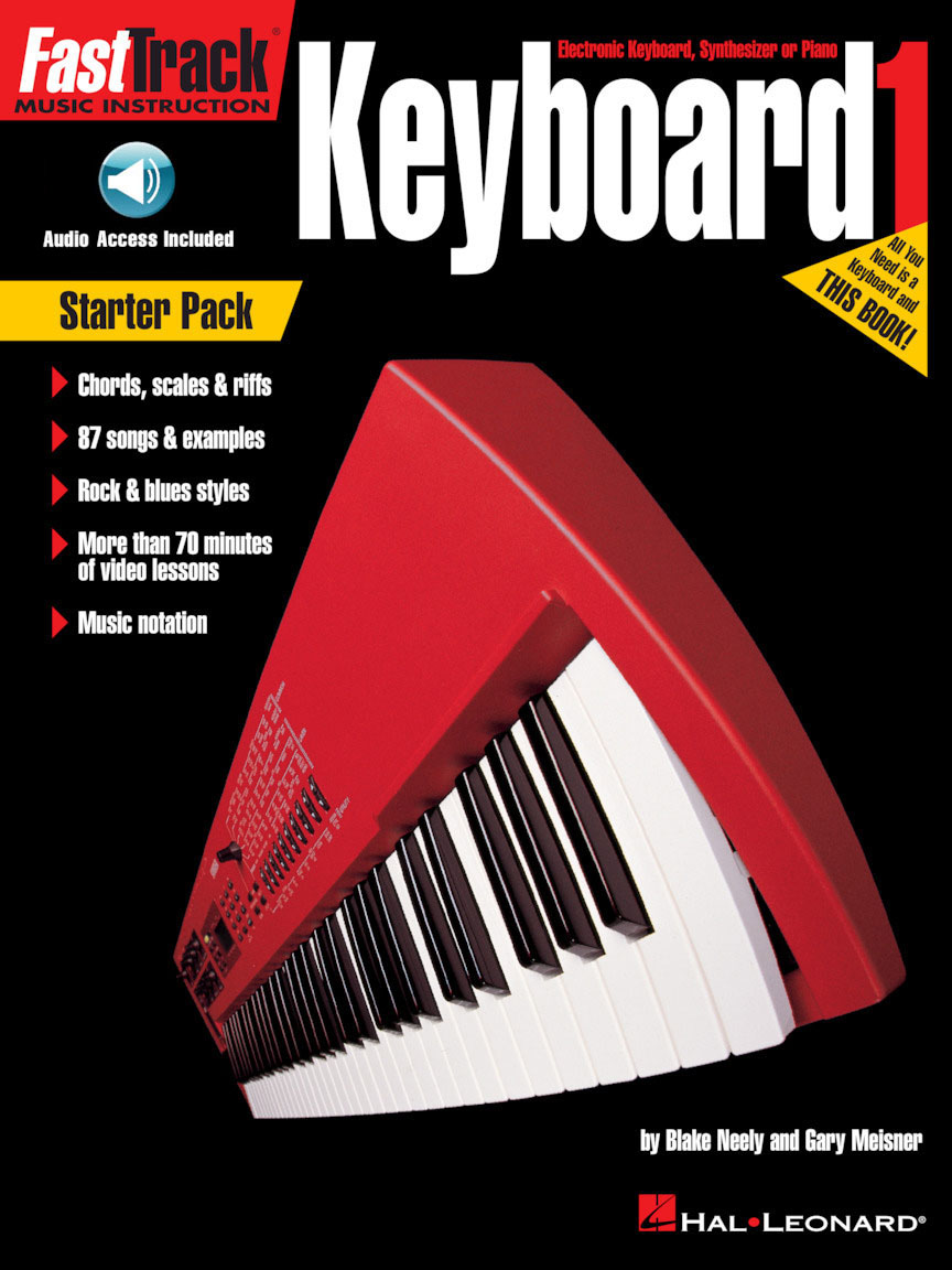 Product Cover for FastTrack Keyboard Method – Book 1