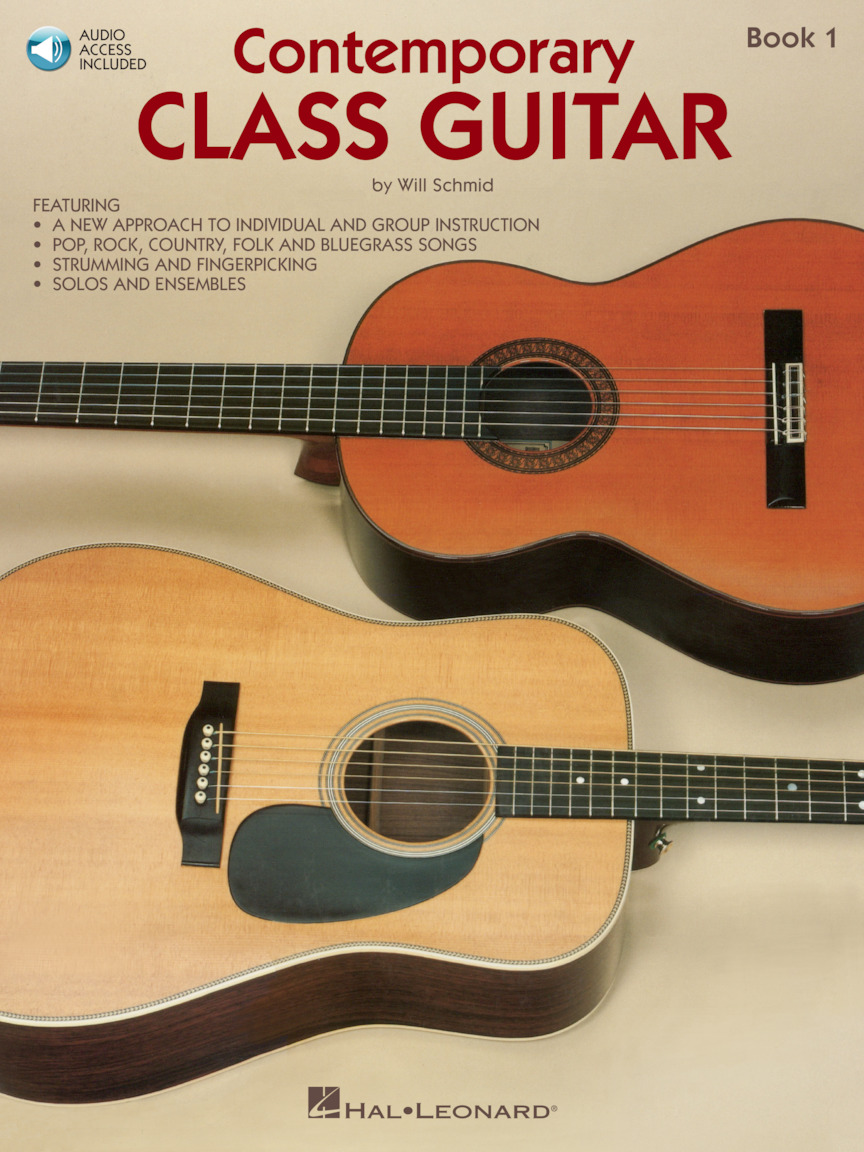 Product Cover for Contemporary Class Guitar