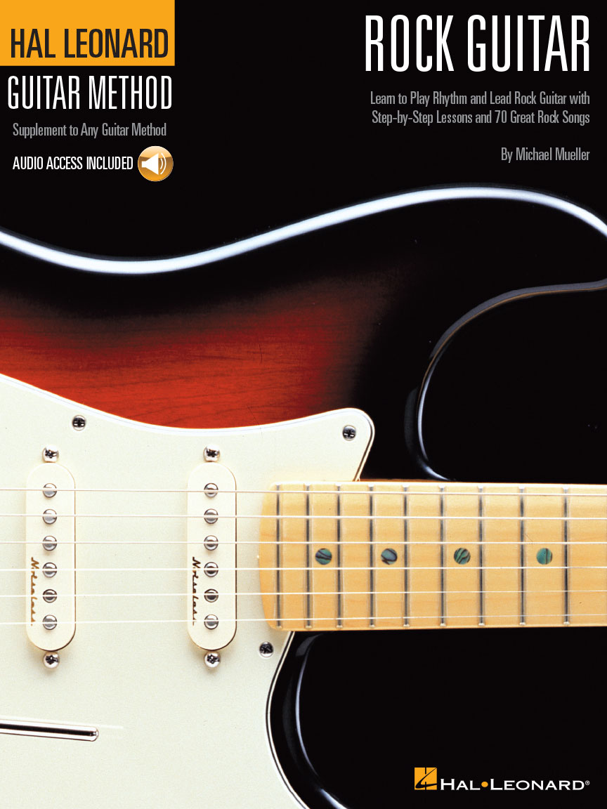 Product Cover for Hal Leonard Rock Guitar Method