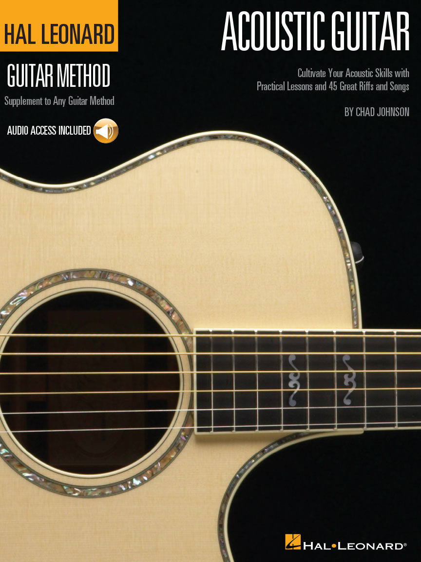 Product Cover for The Hal Leonard Acoustic Guitar Method