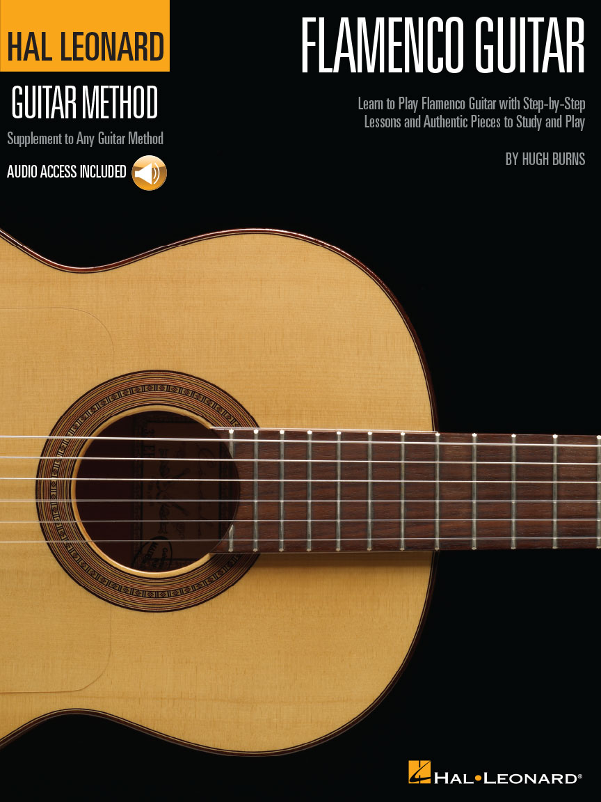 Product Cover for Hal Leonard Flamenco Guitar Method