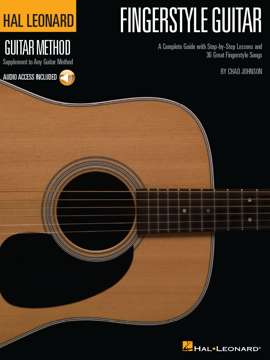 Product Cover for Fingerstyle Guitar Method