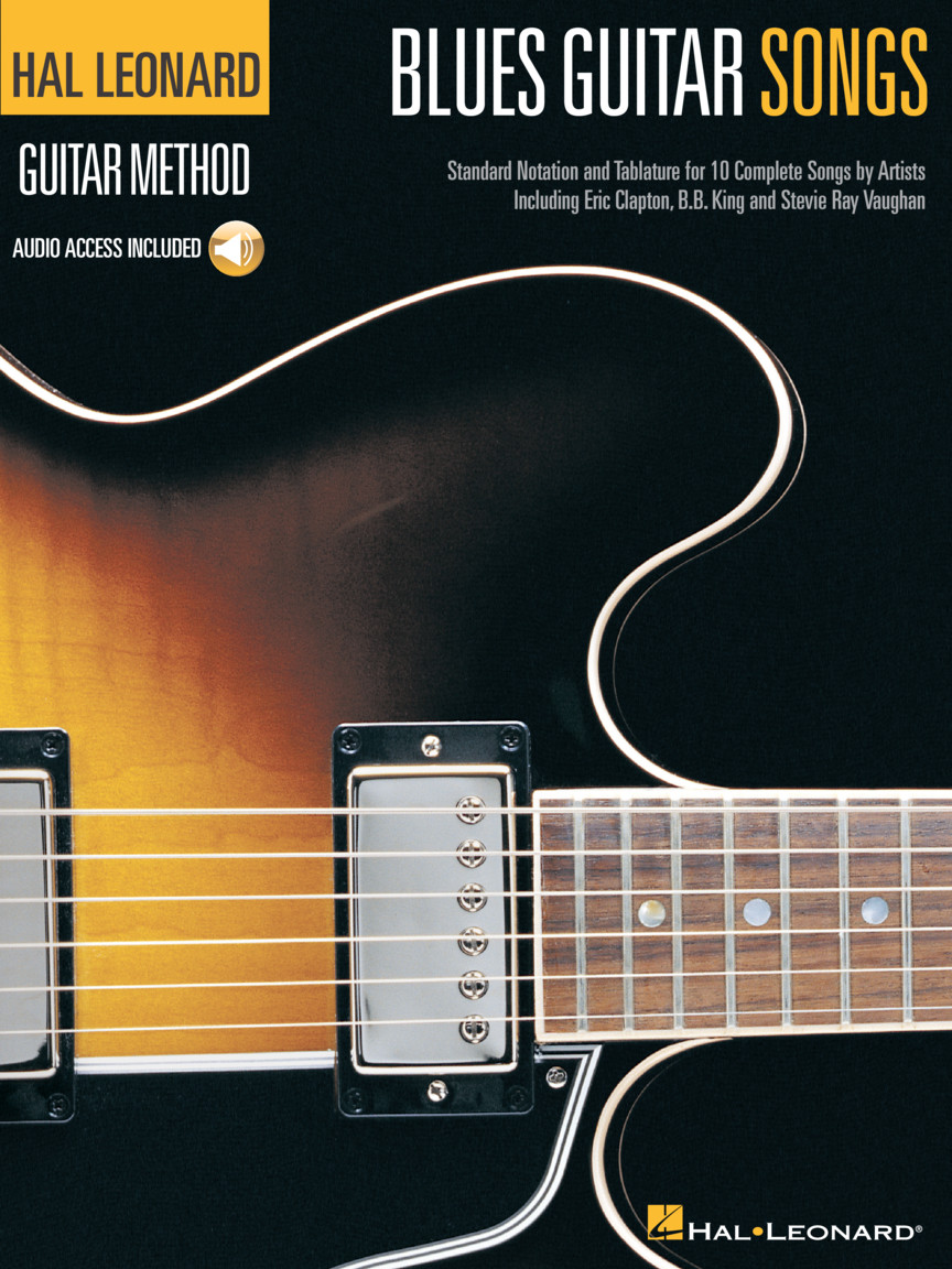 Product Cover for Blues Guitar Songs