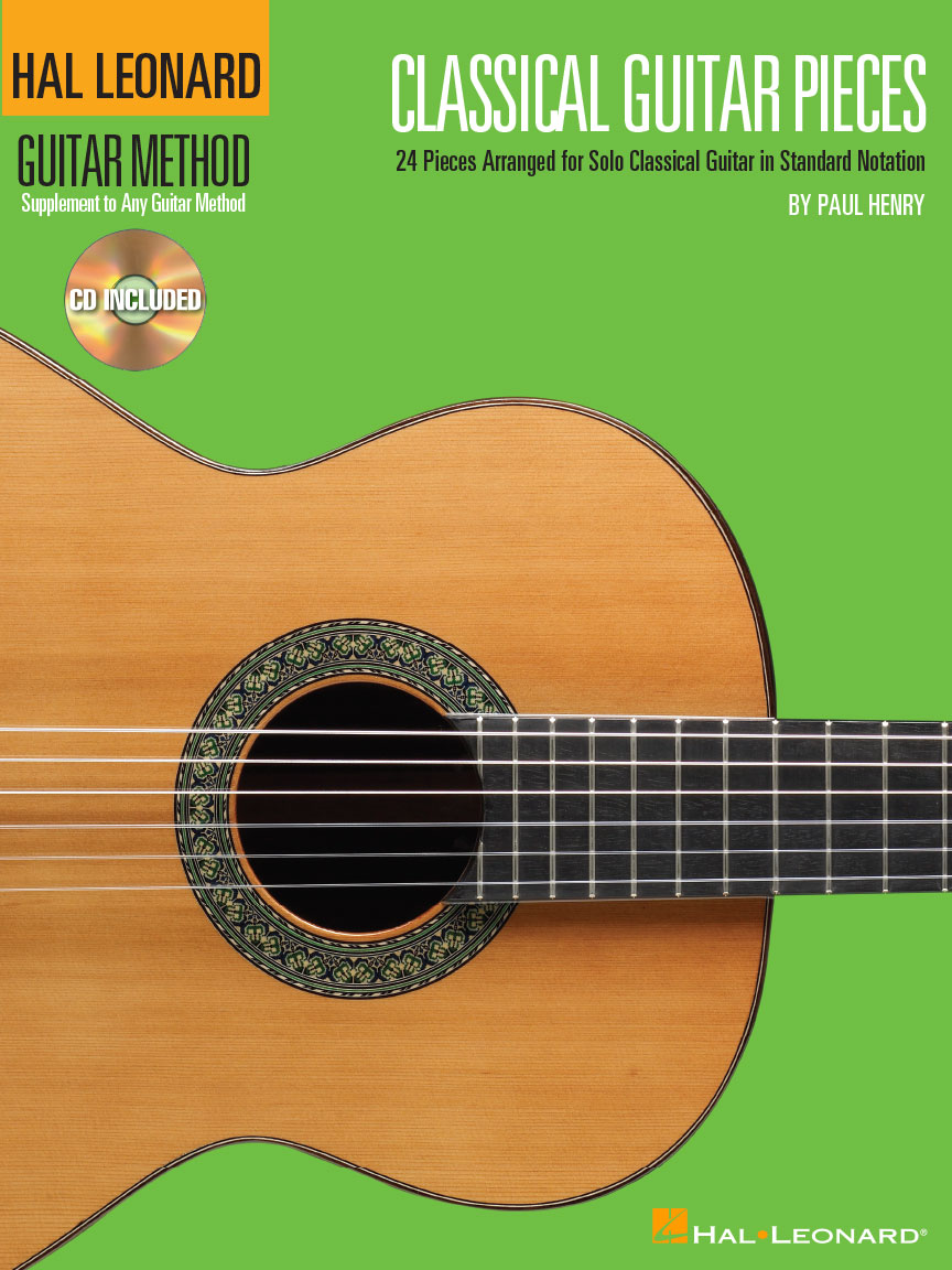 Product Cover for Classical Guitar Pieces