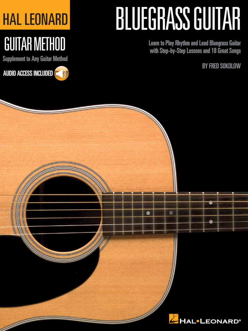 Product Cover for Hal Leonard Bluegrass Guitar Method