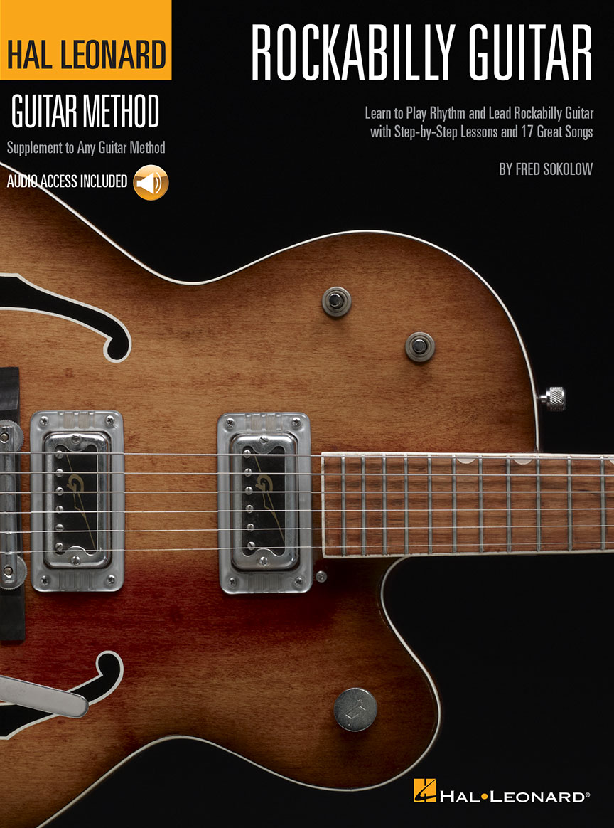 Product Cover for Hal Leonard Rockabilly Guitar Method