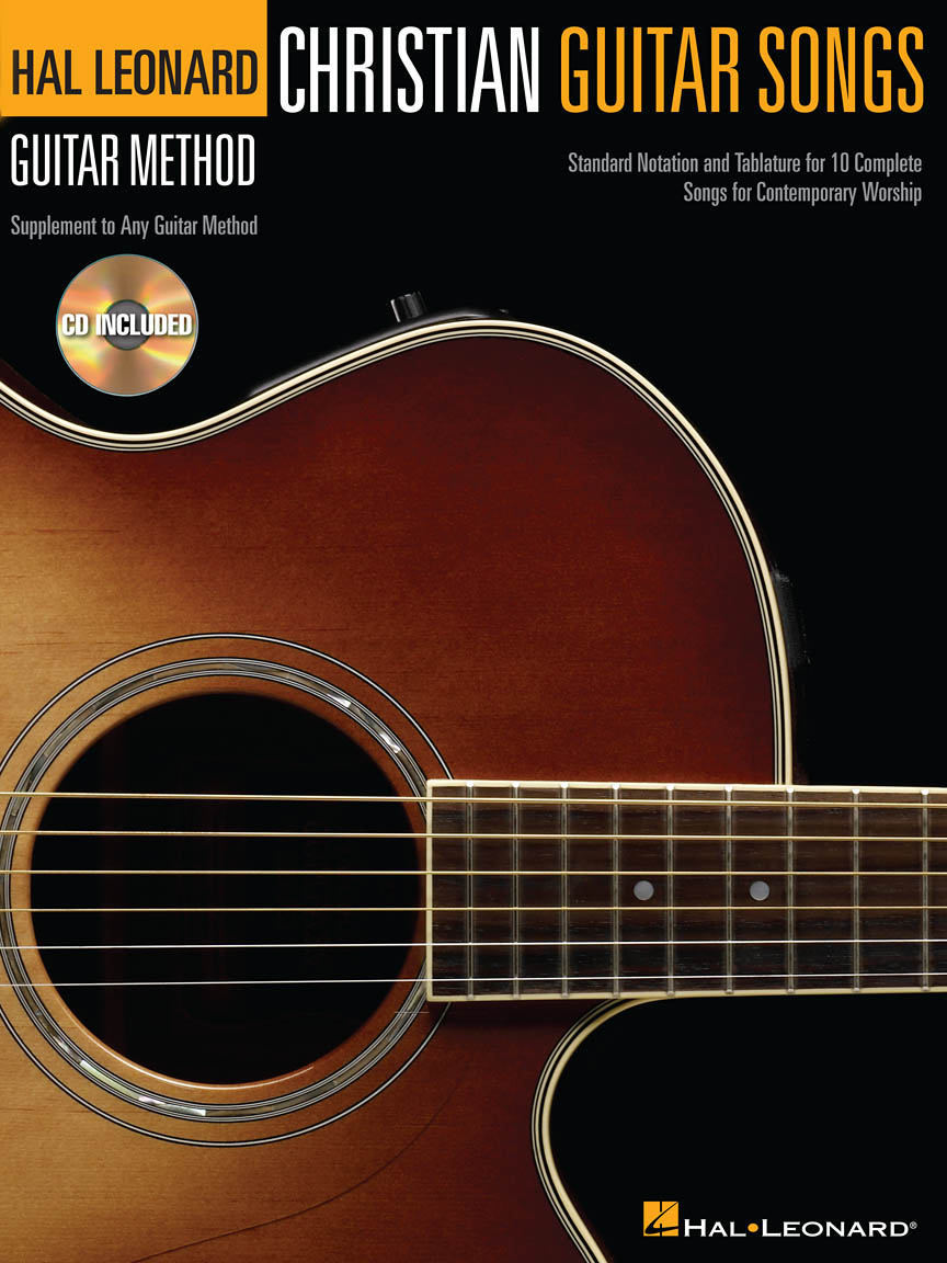 Product Cover for Christian Guitar Songs