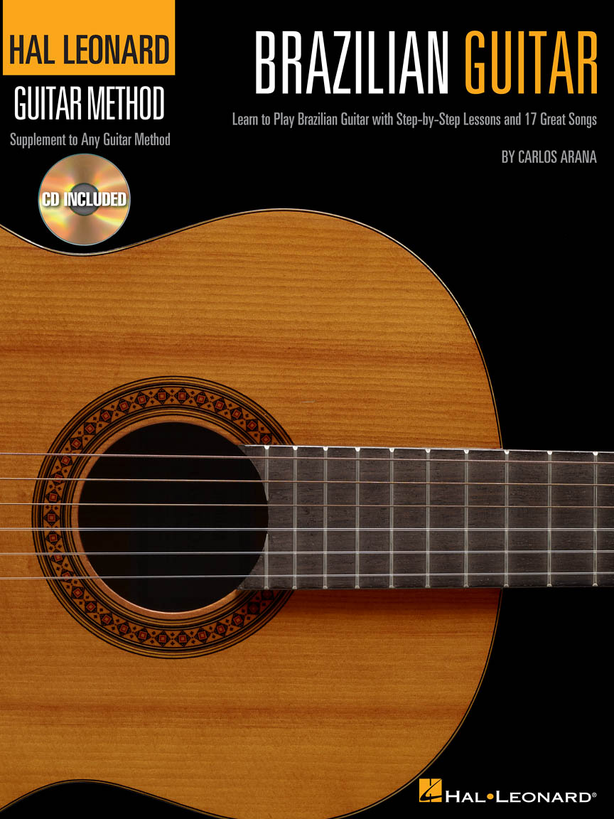 Product Cover for Hal Leonard Brazilian Guitar Method