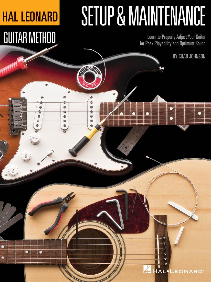 Product Cover for Hal Leonard Guitar Method – Setup & Maintenance