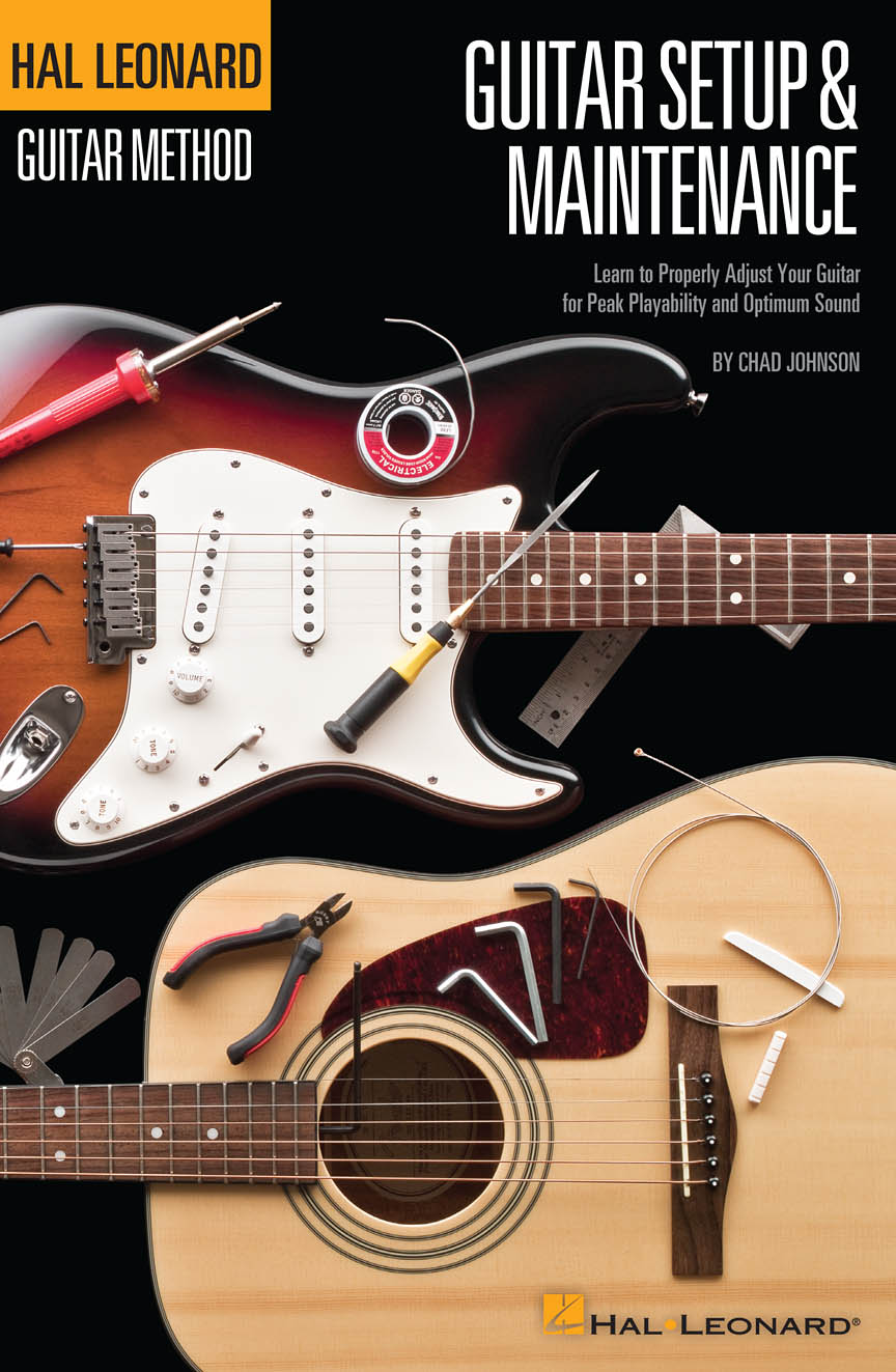 Product Cover for Hal Leonard Guitar Method – Guitar Setup & Maintenance