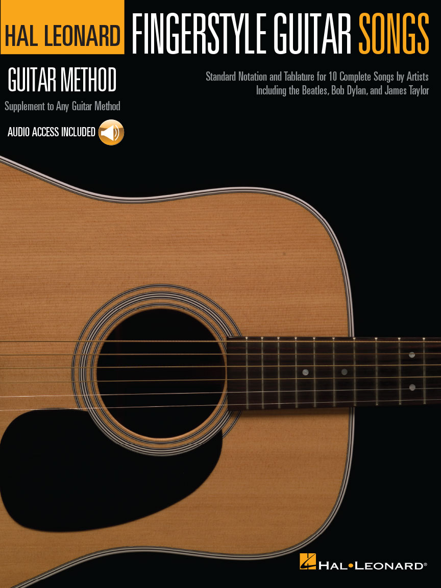 Fingerstyle Guitar Songs - Hal Leonard Guitar Method