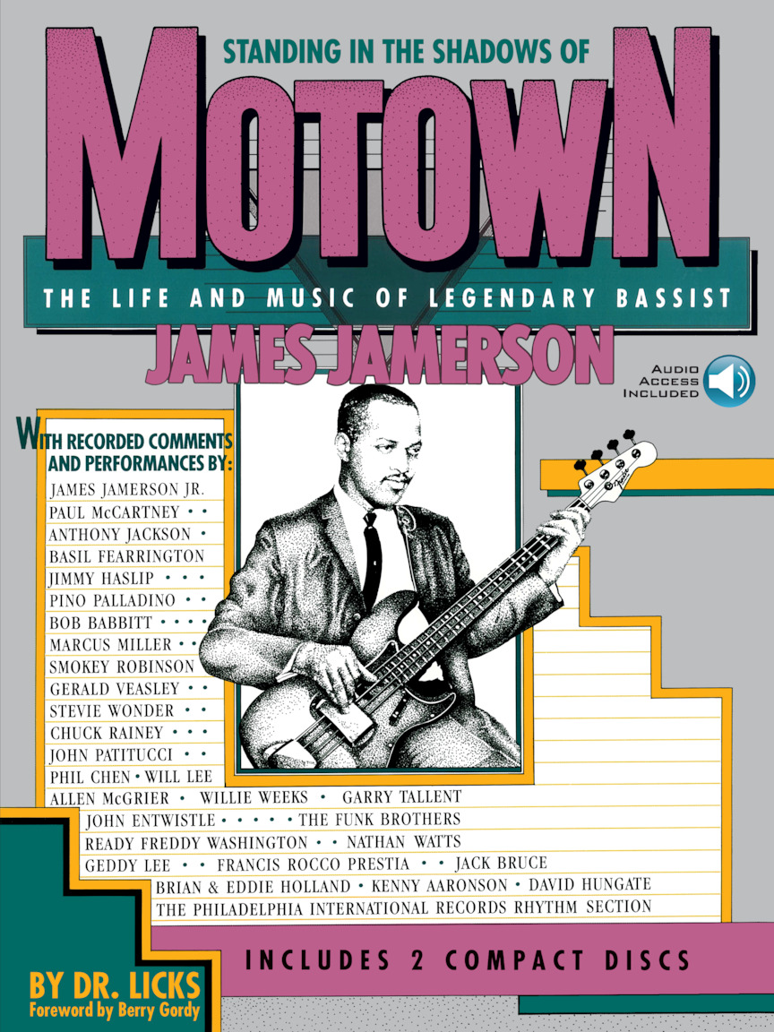 Product Cover for Standing in the Shadows of Motown