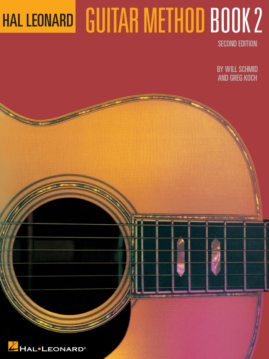 Product Cover for Hal Leonard Guitar Method Book 2