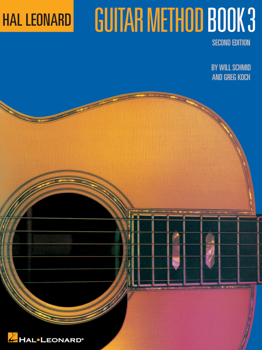 Product Cover for Hal Leonard Guitar Method Book 3